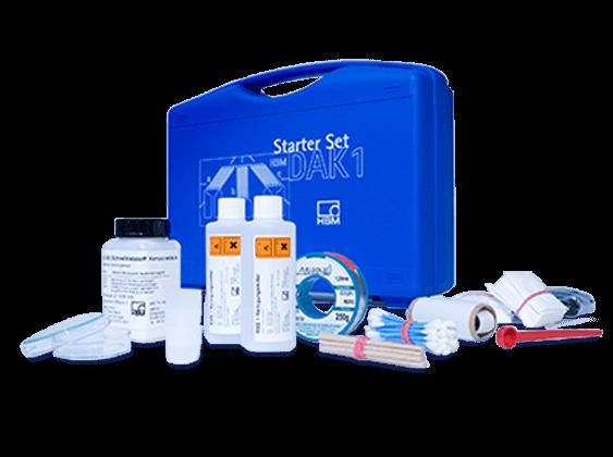 Strain Gauge Installation Sets, Strain Gauge Starter Kit | HBM