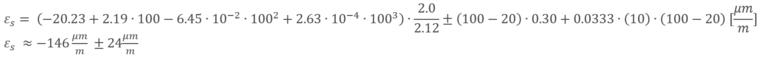 Corrección de deformación térmica mediante ajuste del factor k