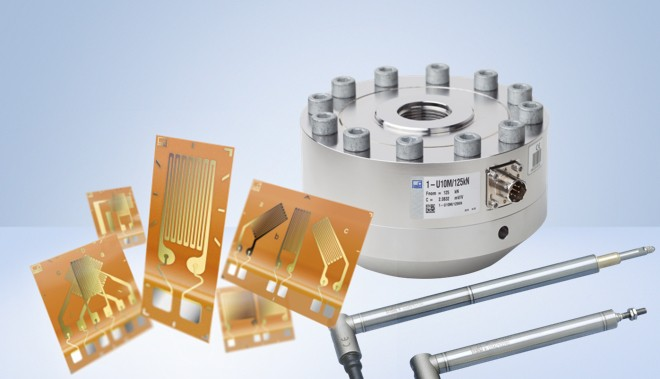 HBM Sensors & Transducers for Iron Bird Testing