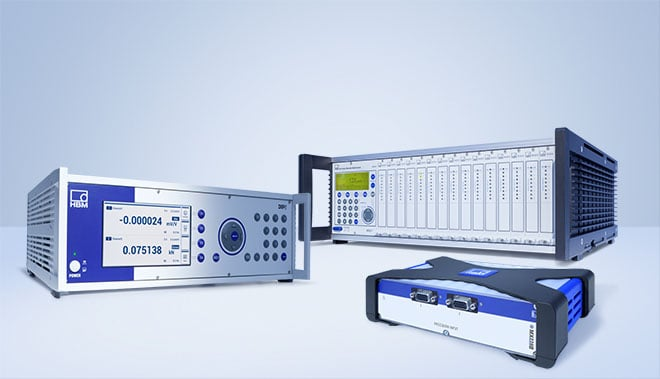 HBM Data Acquisition Systems for Wind Tunnel Testing
