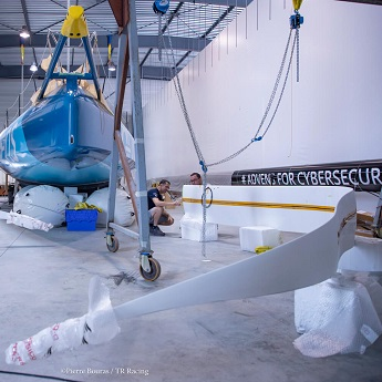 Imoca Advens for Cybers...