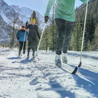Ski-Test: Cross-Country...