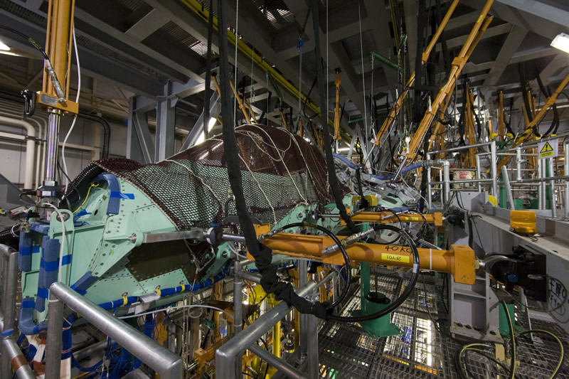 Bae Systems Static And Fatigue Tests Hbm