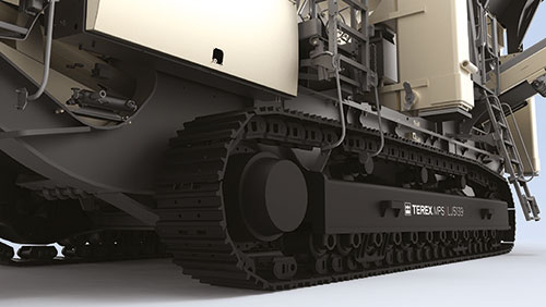 Jaw Crusher from Terex® MPS in Road Test - with SomatXR | HBM