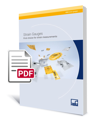 Download the HBM Strain Gauge Catalogue
