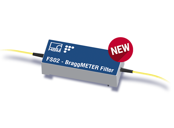 FS02 – BraggMETER Optical Tunable Filter