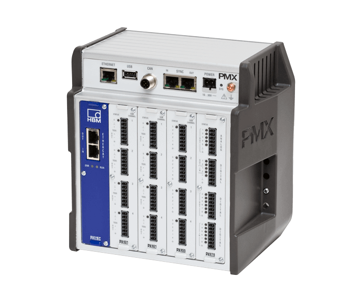PMX modular measuring amplifier system