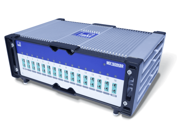 SomatXR MX1609KB-R/TB-R rugged temperature amplifier