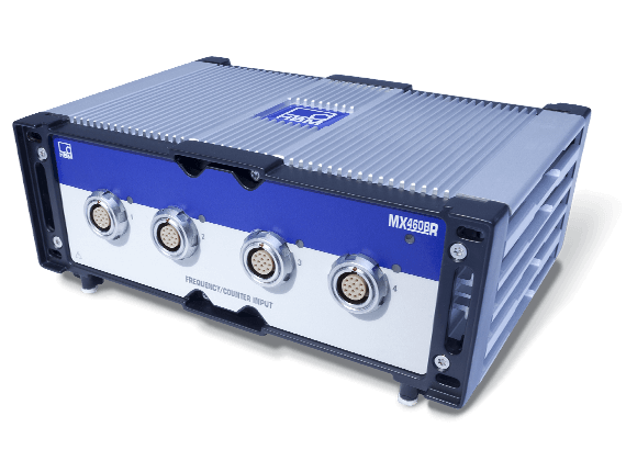 SomatXR MX460B-R rugged impulse and frequency measurement module