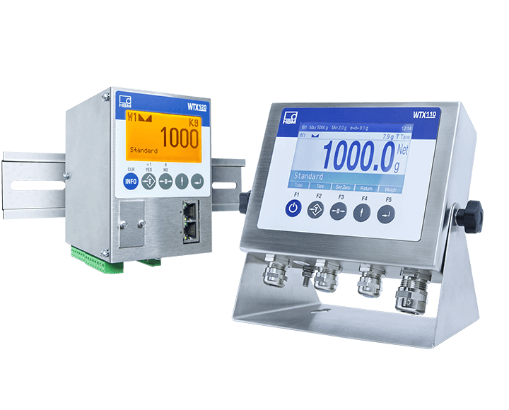 WTX weighing terminals