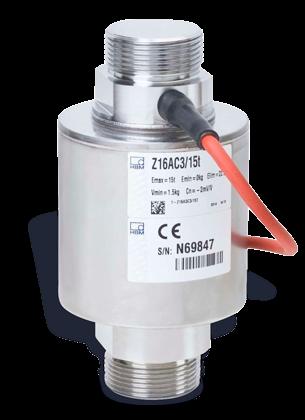 Z16A - Celle di carico resistenti per la pesatura precisa di carichi ...