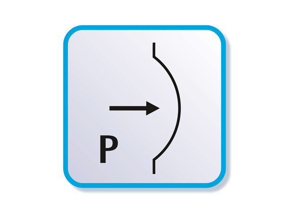Pictogram Pressure