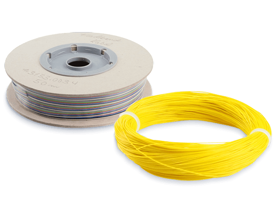 Cables for strain gauges