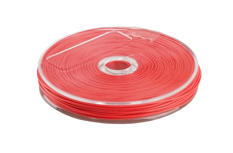 PVC-insulated very flexible stranded wire