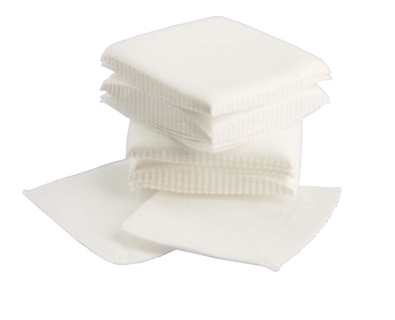 Cleaning Pads for Strain Gauge Installations
