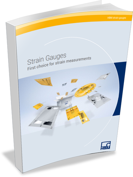 Strain Gauge Catalog Cover Image