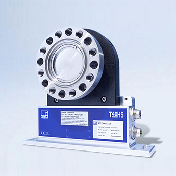 T40HS high-speed torque transducer from HBM