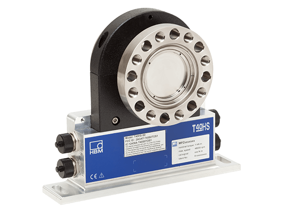 T40HS for High-Sd Torque Measurement up to 45,000 Rpm | HBM