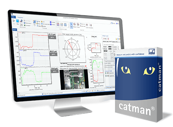catman DAQ Software Trial Version