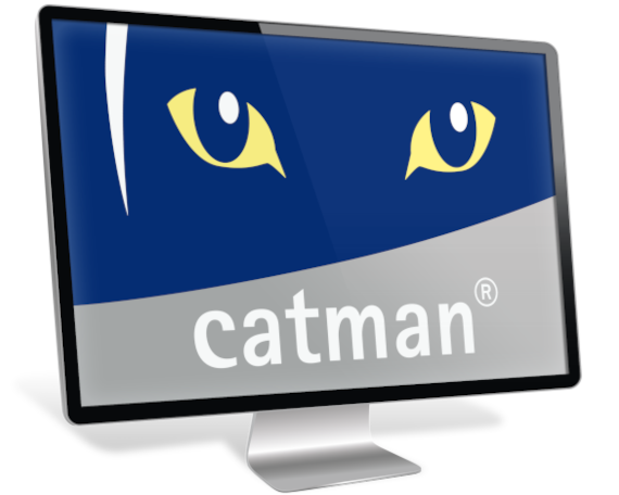 Software und Analyse mit catman Software