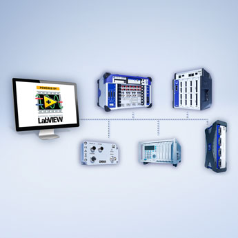 Drivers for Connecting HBM's DAQ Systems to LabVIEW | HBM