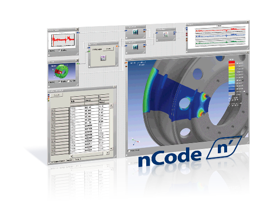 nCode Software Screen