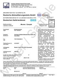 Interactive calibration certificate hbm sample calibration certificates yadclub Images