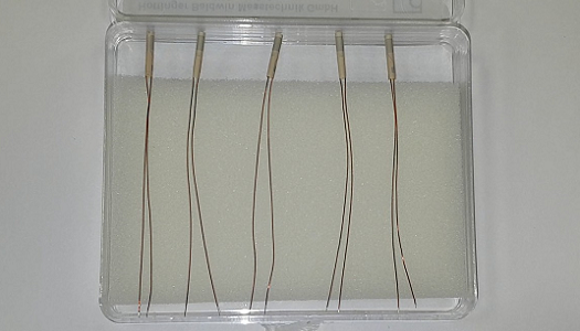 Package of LB11 strain gauges from HBM