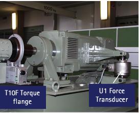 Torque measurement methods hbm for Measure torque of a motor