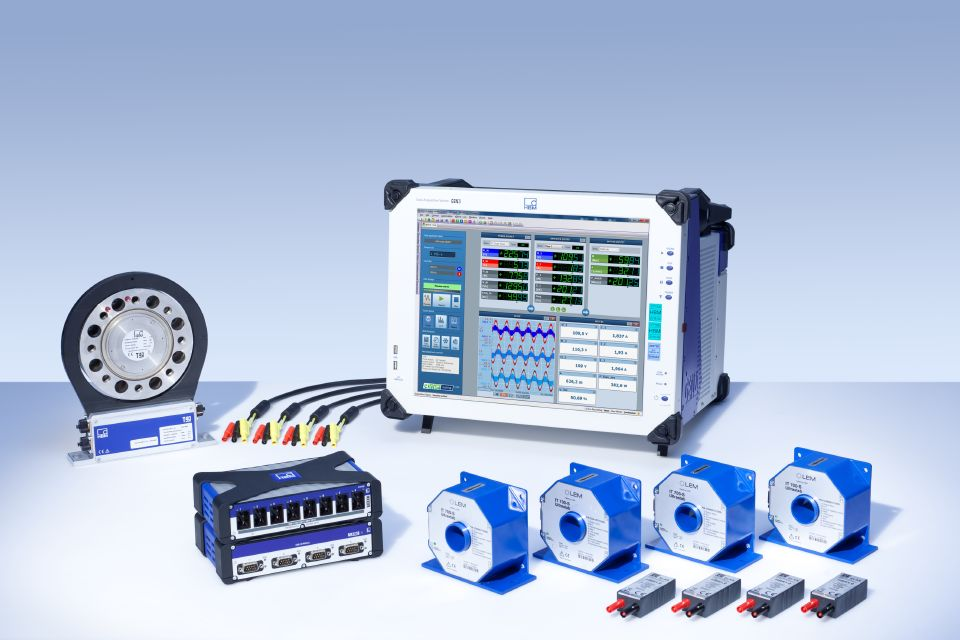 "Enhanced Power Analyzer ""HBM eDrive Testing"""